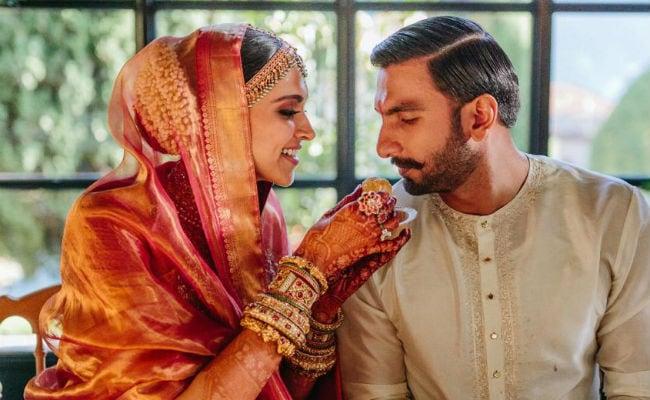 Deepika Padukone And Ranveer Singh Post Dreamy New Pics Of Wedding