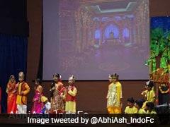 ऐश्वर्या राय की बेटी बनीं सीता तो आमिर खान का बेटा बना राम, स्टेज पर ऐसी चली रामायण, देखें VIDEO
