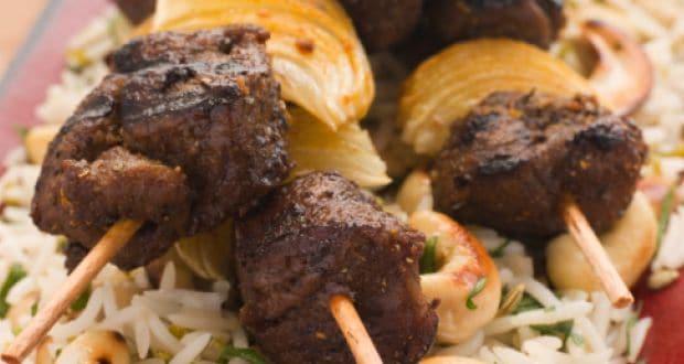 बोटी कबाब