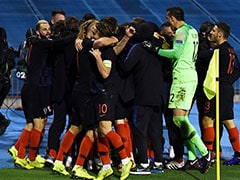 UEFA Nations League: Croatia Stun Spain As Tin Jedvaj Strikes Twice