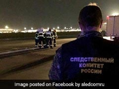 Man, 25, Killed On Moscow Runway After Being Hit By Plane During Take-Off