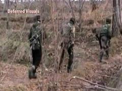 जम्मू-कश्मीर: बारामूला में सुरक्षा बलों और आतंकवादियों के बीच मुठभेड़ जारी