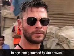 Video: अहमदाबाद के ट्रैफिक ने छुटाए हॉलीवुड के सुपरहीरो Thor के पसीने, हालात देख कह डाली ये बात