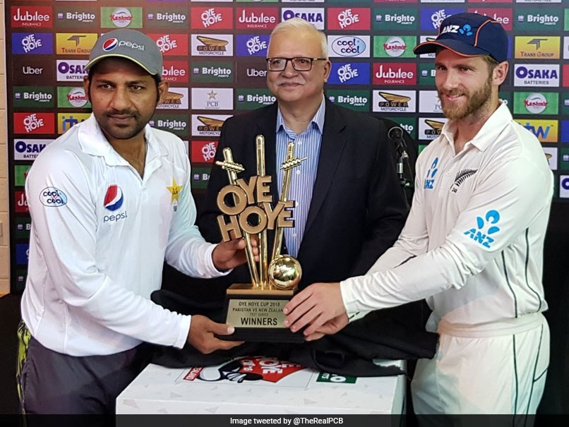 Pakistan vs New Zealand: After