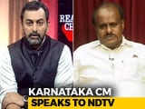 Video : Pure Arithmetic, Says HD Kumaraswamy After Alliance Math Trumps BJP
