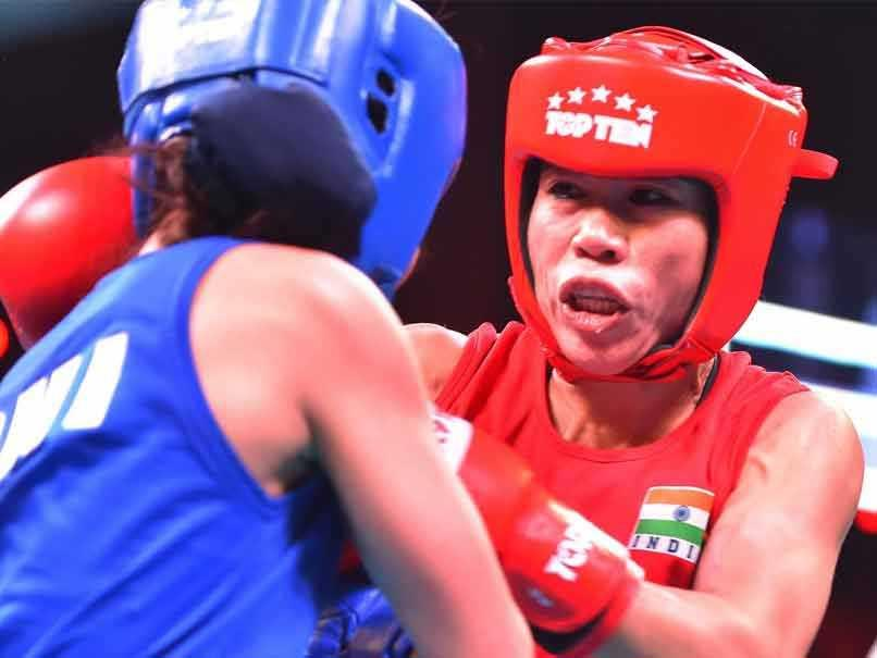 Womens World Boxing Championships: Mary Kom, Manisha Maun Enter Quarters; Sarita Devi Knocked Out