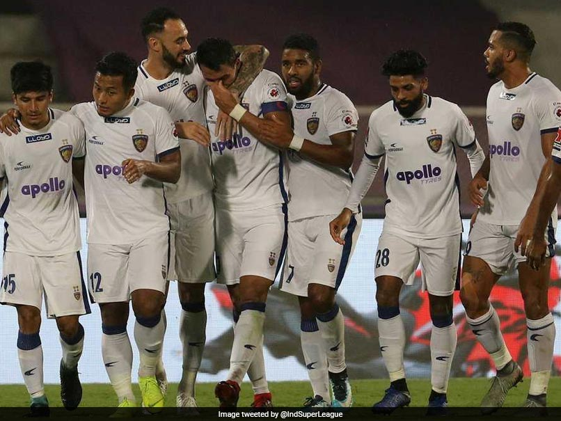 ISL: Chennaiyin FC Record First Win Of Season, Beat Pune City 4-2