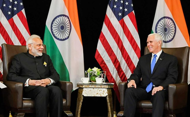 PM Modi, US Vice President Discuss Terrorism, Pak In Singapore: 10 Points