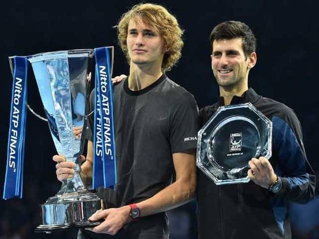 Alexander Zverev Shocks Novak Djokovic To Win ATP Finals