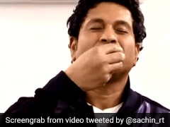 Sachin Tendulkar, Brett Lee And Jonty Rhodes Bond Over Indian Sweets. Watch Video