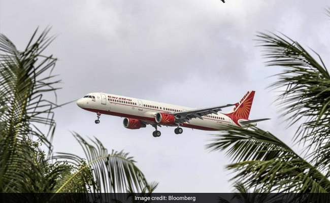 Government Provides About 1 Lakh Rupees As Budgetary Support To Air India