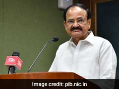"""Follow Customs Of Forefathers, Not Western Lifestyle"": Venkaiah Naidu"