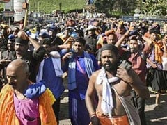 Hundreds Of Cops, Mobile Jammers As Sabarimala Temple Opens: 10 Points