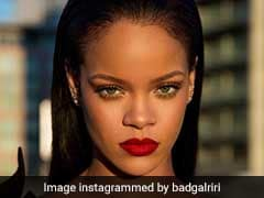 """""""Not For Much Longer"""": Rihanna Hits Out After Song Is Used At Trump Rally"""