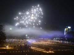On Diwali, Delhi Cops Prep To Enforce 2-Hour Window For Bursting Crackers