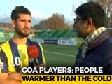 Video: Real Kashmir Play First I-League Match In Srinagar, Held To Goalless Draw By Churchill Brothers
