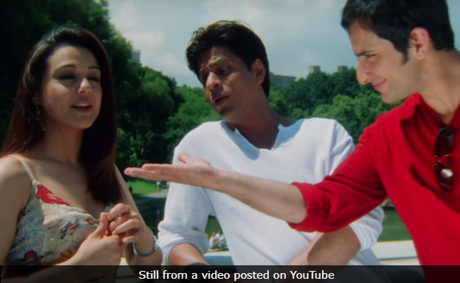 How Preity Zinta And Karan Johar Marked 15 Years Of Kal Ho Na Ho