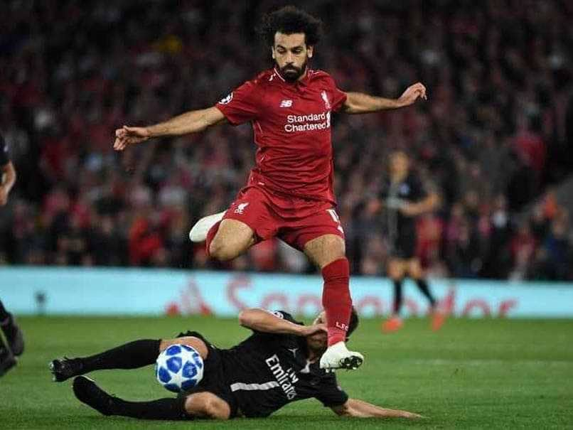 Unusual Sculpture Of Liverpool Star Mohamed Salah Gets Mocked On Twitter