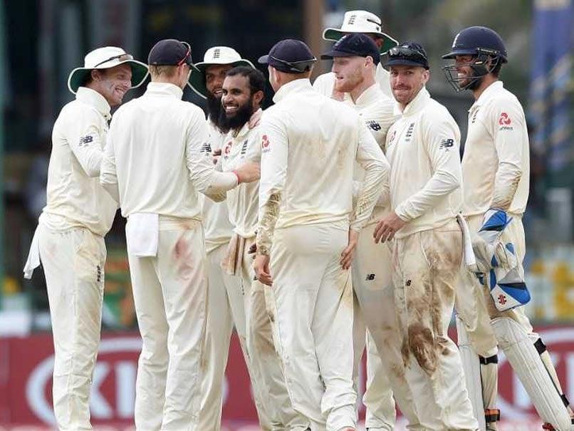 3rd Test: Adil Rashid England