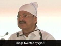 करतारपुर साहिब गलियारा: उपराष्ट्रपति वेंकैया नायडू और पंजाब के CM अमरिंदर ने रखी करतारपुर कॉरीडोर की नींव