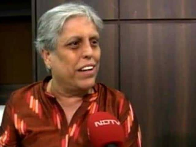 "Diana Edulji Slams CoA Chief Vinod Rai, Calls Process Of Appointing India Womens Team Coach ""Unconstitutional And Illegal"""