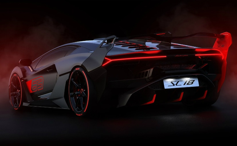 Lamborghini Miura Price >> Lamborghini Unveils First Ever One-Off Supercar 'SC18 Alston' - NDTV CarAndBike