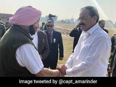 पंजाब के CM कैप्टन अमरिंदर सिंह ने पाकिस्तान पर साधा निशाना, बोले- हमारे पास बड़ी सेना है और हमेशा तैयार हैं