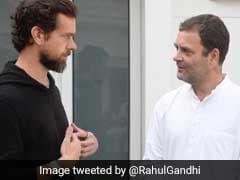 राहुल गांधी से मिले ट्विटर के सीईओ, फेक न्यूज रोकने पर हुई चर्चा
