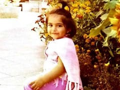 Sonam Kapoor Has Been On Trend Her Whole Life, Even When She Was Tiny. See Pic