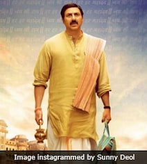 Review: Sunny Deol Is Miscast In Mohalla Assi