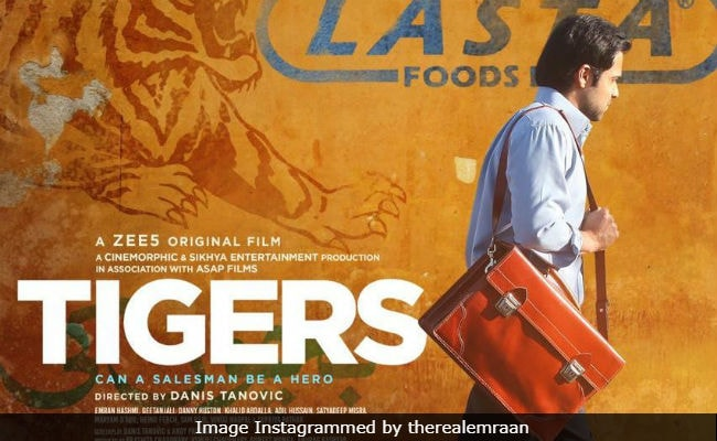 Trending: Emraan Hashmi Unveils The First Poster Of Tigers