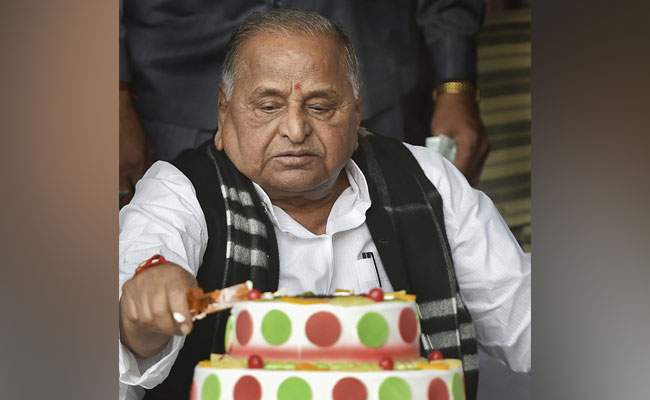 Mulayam Singh's Birthday Celebrated By Akhilesh Yadav, Shivpal Separately