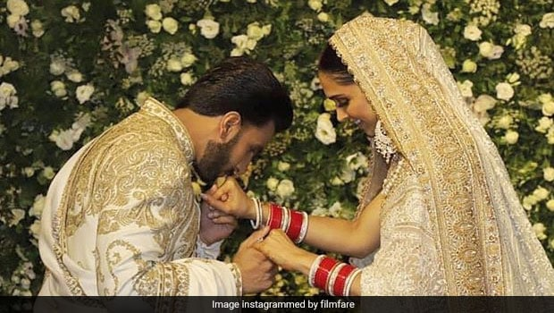 DeepVeer Mumbai Wedding Reception: Kulfis, Ice-Creams, Gajar Ka Halwa And More Sweetness That Was Dished Out