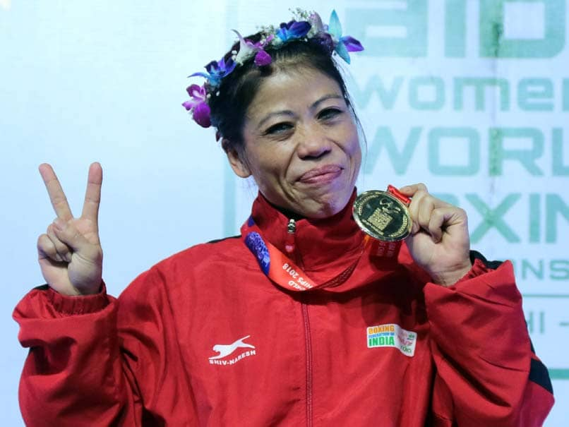 Mary Kom First Woman Boxer To Win Six World Championship Gold Medals