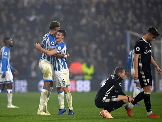 Premier League: Huddersfield Off Bottom After Beating Fulham