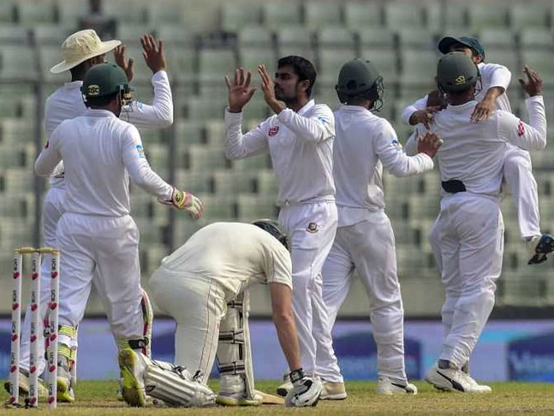Brendan Taylor Heroics In Vain As Bangladesh Win Second Test To Level Series vs Zimbabwe