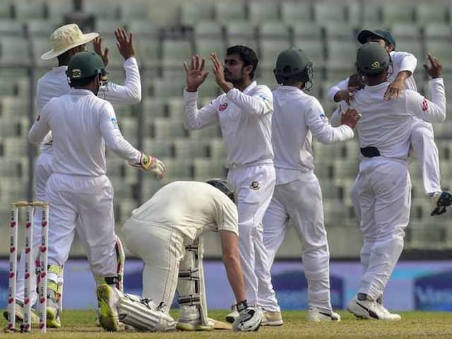 Brendan Taylor Heroics In Vain As Bangladesh Win Second Test To Level Series vs Zimbabwe