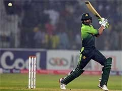 Watch: Unlucky Shoaib Malik Gets Dismissed In Bizarre Fashion