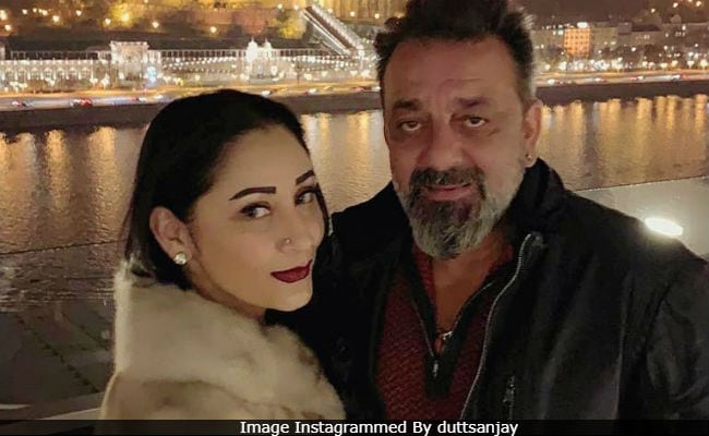 'Budapest And Her:' Sanjay Dutt's Loved-Up Post With Wife Maanyata