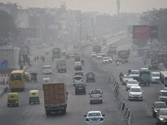 "Delhi Air Quality Continues To Be Under ""Very Poor"" Category"