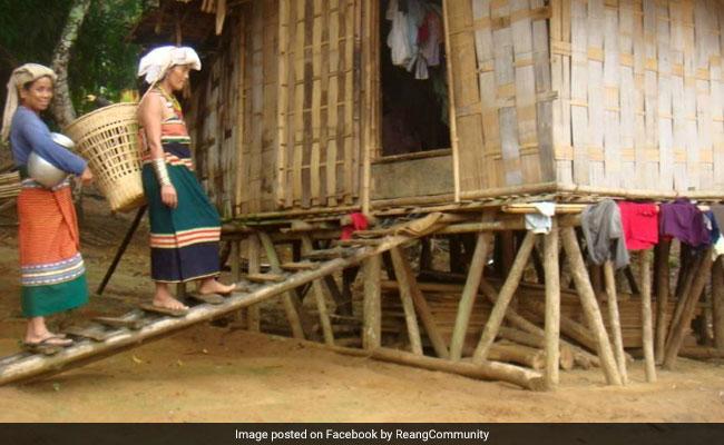 Bru Tribals In North Tripura To Vote In Mizoram's Kanhmun Village