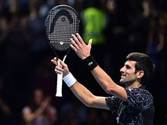 Perfect Novak Djokovic Gears Up For ATP Finals Last-Four With Win