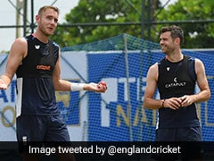 Stuart Broad Replaces James Anderson In England Squad For 3rd Test Against Sri Lanka