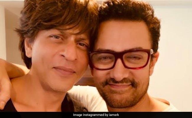 Why Aamir Khan Suggested Shah Rukh Khan To Take Up Rakesh Sharma Biopic