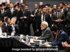 PM Attends East Asia Summit In Singapore, Gives Vision For Indo-Pacific