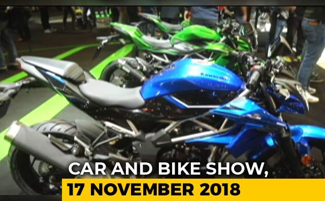 Eicma 2018 & MG MotoTRS India Plan