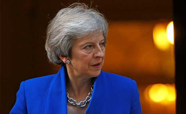 UK's Theresa May Likely To Face Leadership Challenge On Thursday: Report