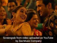 <I>Kedarnath</I> New Song: Sara Ali Khan Is Sushant Singh Rajput's <I>Sweetheart</I>