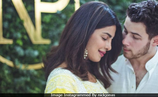 Priyanka Chopra And Nick Jonas Reportedly Got Themselves A US Marriage Licence thumbnail