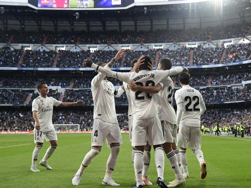 Vinicius Junior Gives New Real Madrid Boss First La Liga Win, Barcelona Shine In Late Show